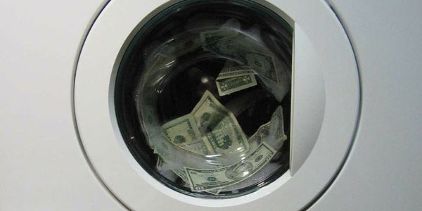 money-washer