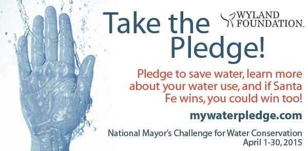 Santa Fe Joins National Water-Wise Challenge