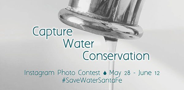 """Capture Water Conservation"" Instagram Photo Contest"