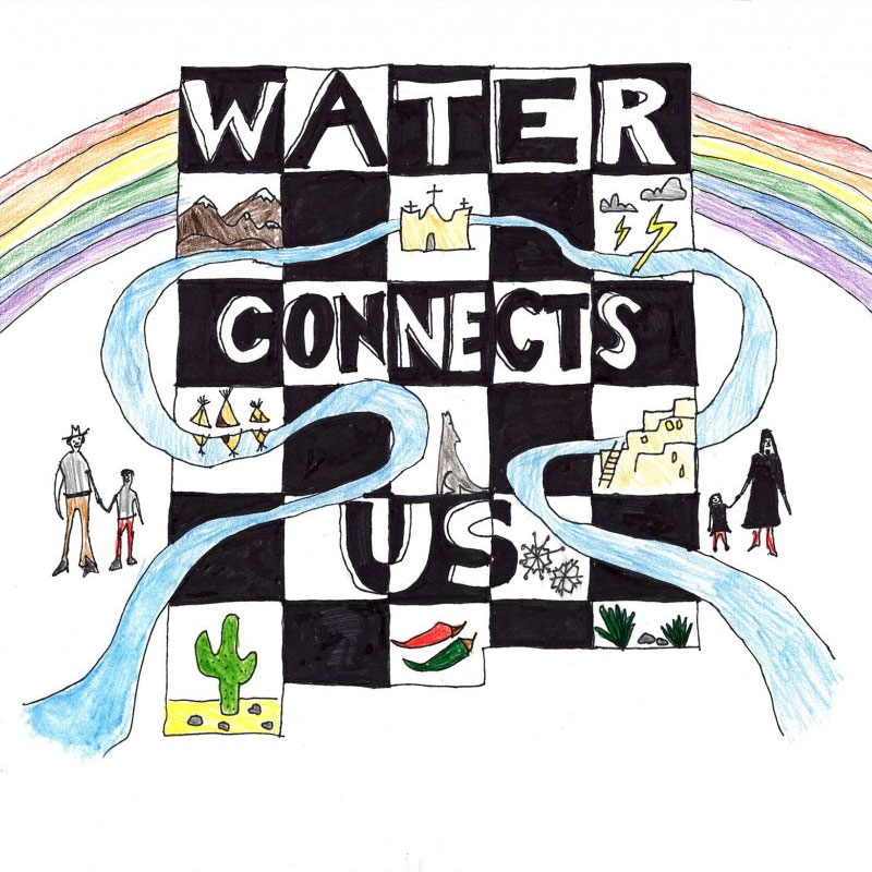 Image result for water connects us
